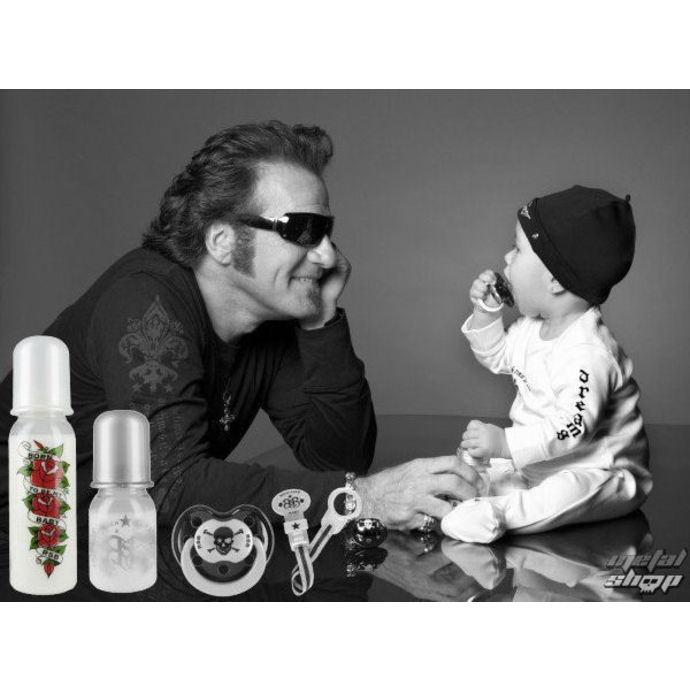 dětská láhev (250 ml) ROCK STAR BABY - Heart@Wings