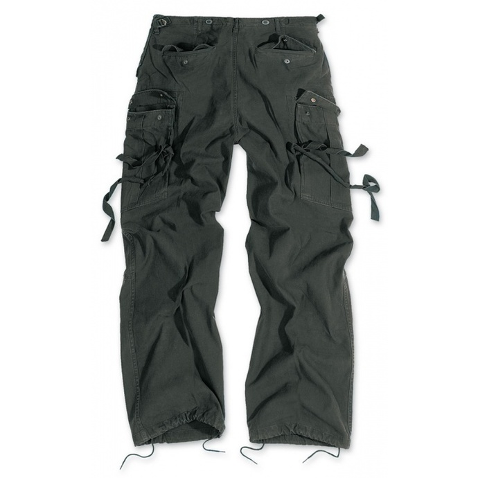 kalhoty SURPLUS - Vintage - BLACK