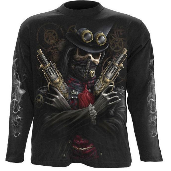 tričko pánské s dlouhým rukávem SPIRAL - Steam Punk Bandit
