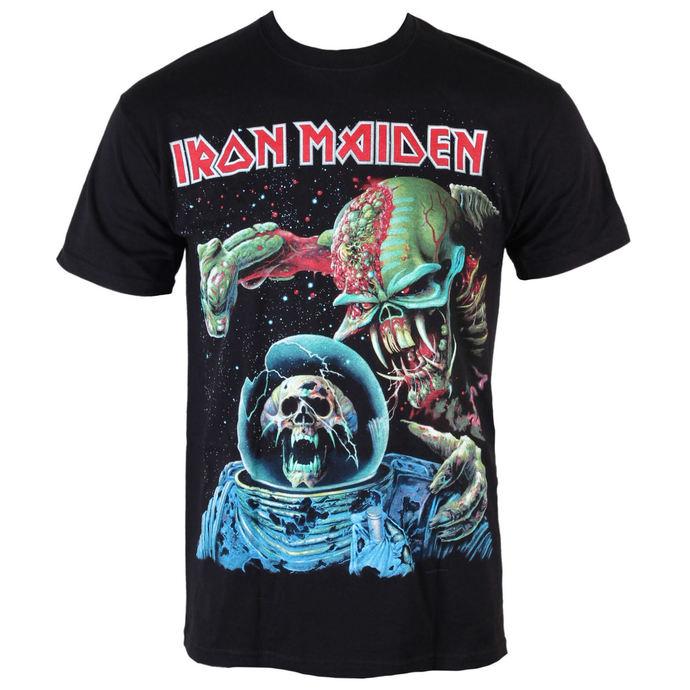 tričko pánské Iron Maiden - Final Frontier - Album Tour - ROCK OFF