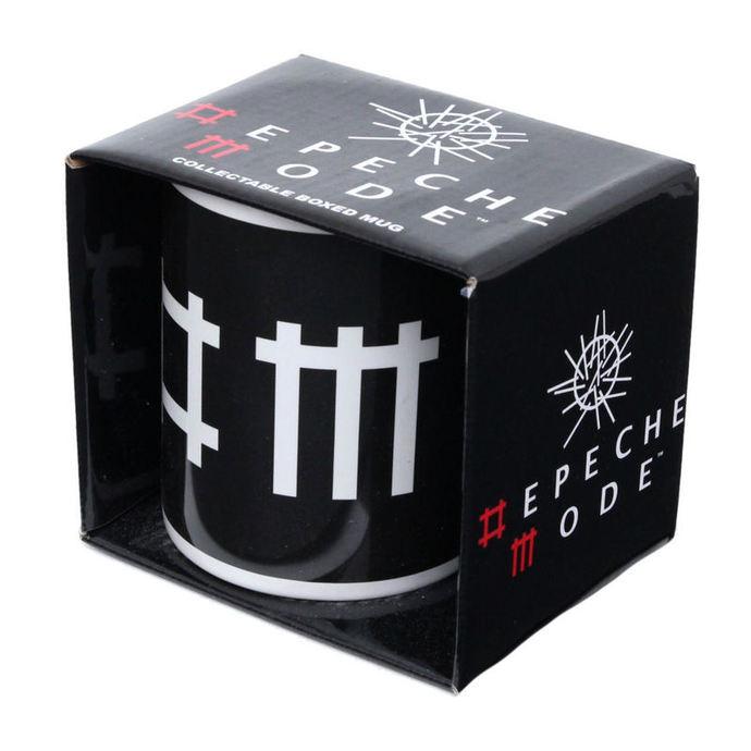 hrnek Depeche Mode - Logo - ROCK OFF