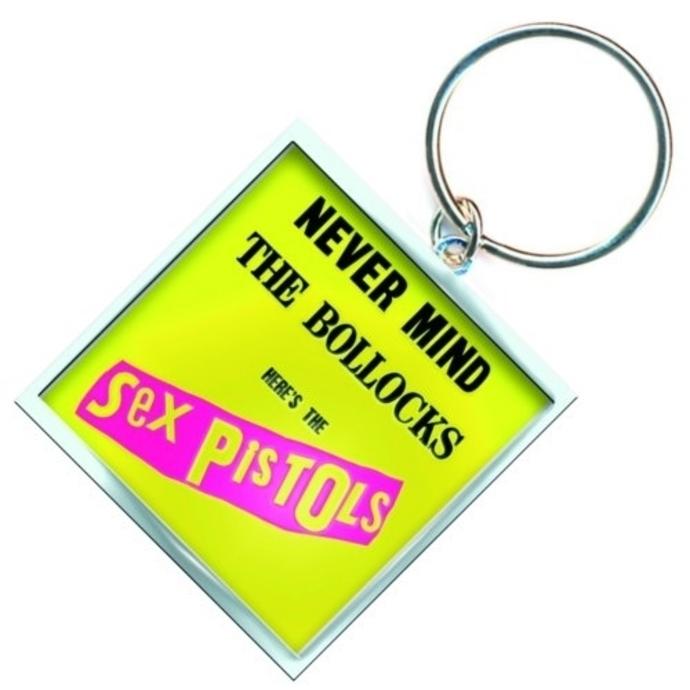 přívěšek Sex Pistols - Never Mind The B - ROCK OFF