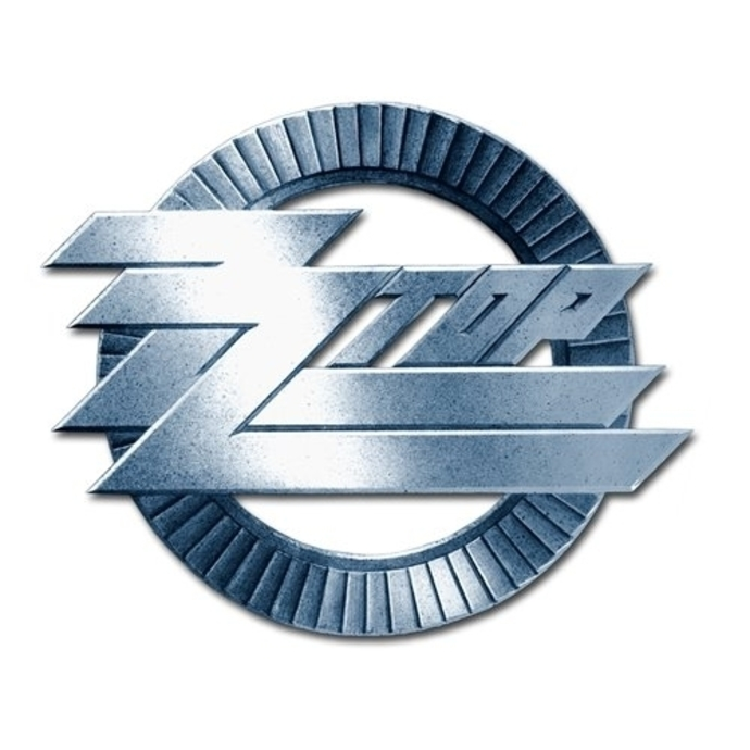 připínáček ZZ Top - Circle Logo - ROCK OFF