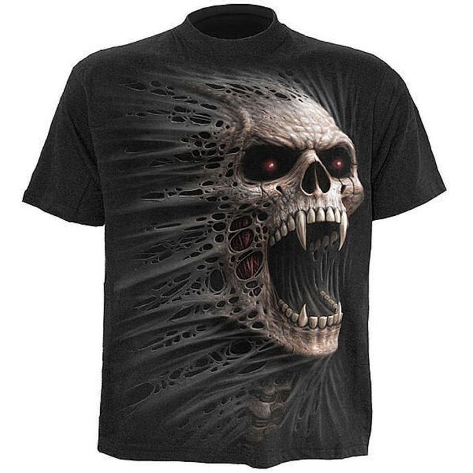 tričko pánské SPIRAL - Cast Out