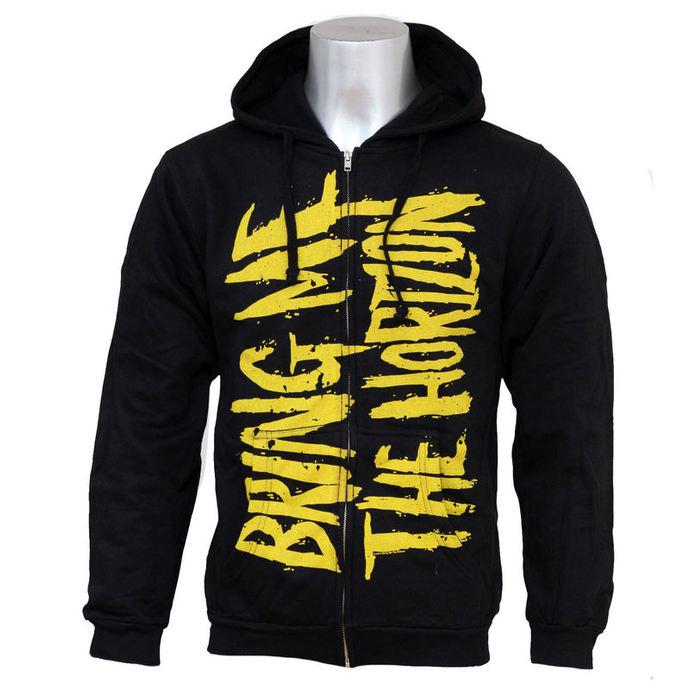 mikina pánská Bring Me The Horizon - BMTH Logo - BRAVADO