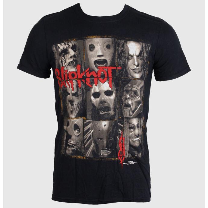 tričko pánské Slipknot - Mezzotint - ROCK OFF