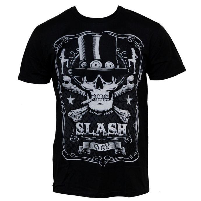 tričko pánské Bottle Of Slash - LIQUID BLUE