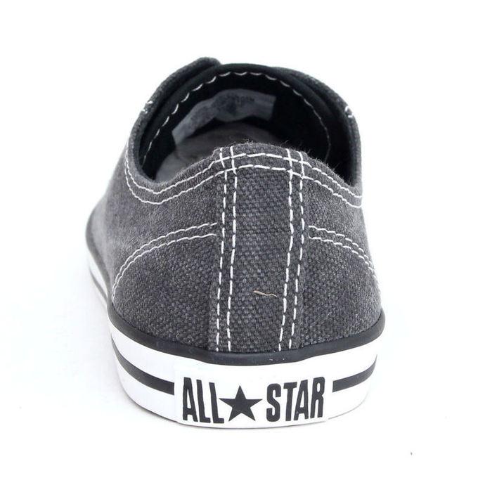 boty dámské CONVERSE - Chuck Taylor All Star Dainty - Black