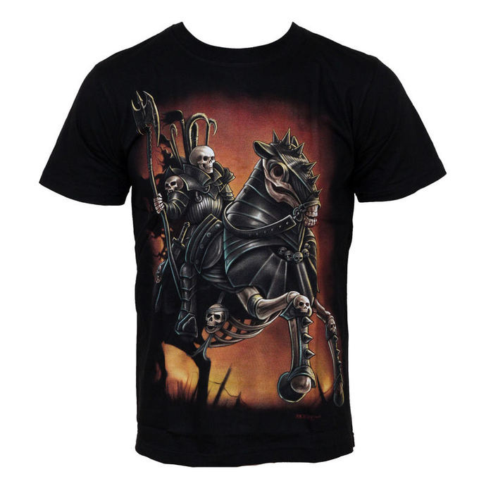 tričko pánské HERO BUFF - Evil Knight