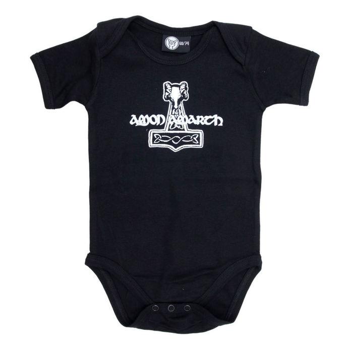 body dětské Amon Amarth - Hammer - Black - Metal-Kids
