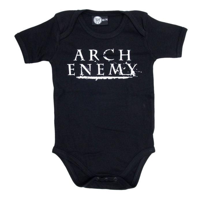 body dětské Arch Enemy - Logo - Black - Metal-Kids