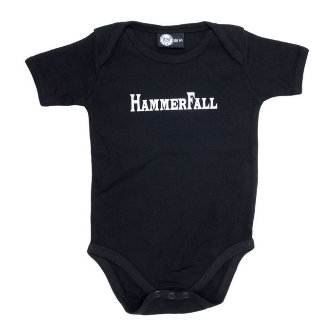 body dětské Hammerfall - Logo - Black