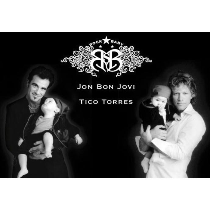dětský dárkový set ROCK STAR BABY - Tatoo
