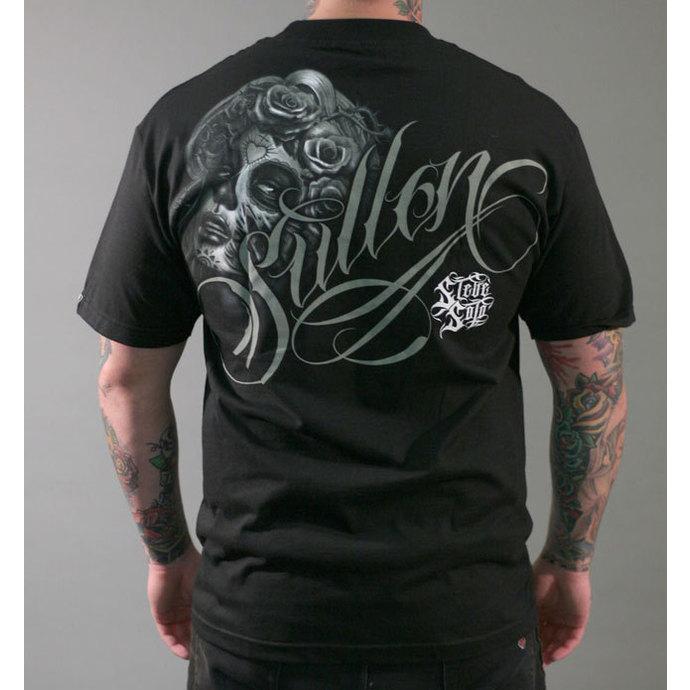 tričko pánské SULLEN - Querida Muerta - Blk
