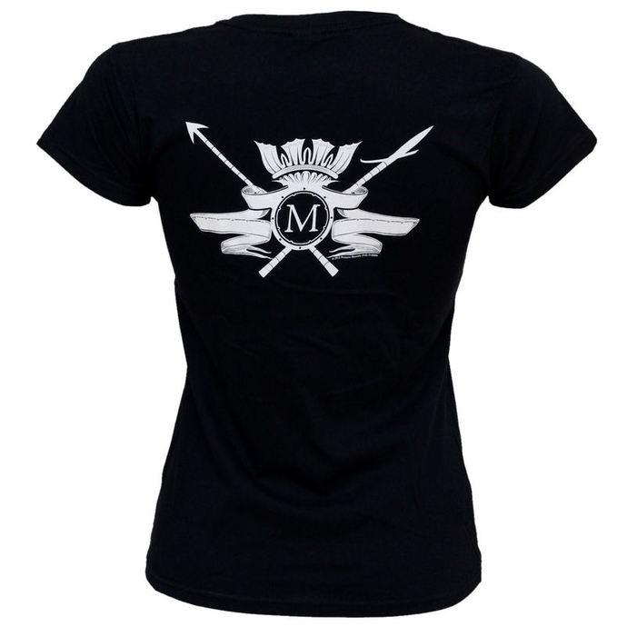 tričko dámské Mastodon - Leviathan Logo - PLASTIC HEAD