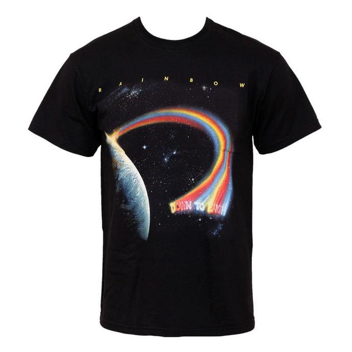 tričko pánské Rainbow - Down To Earth - PLASTIC HEAD
