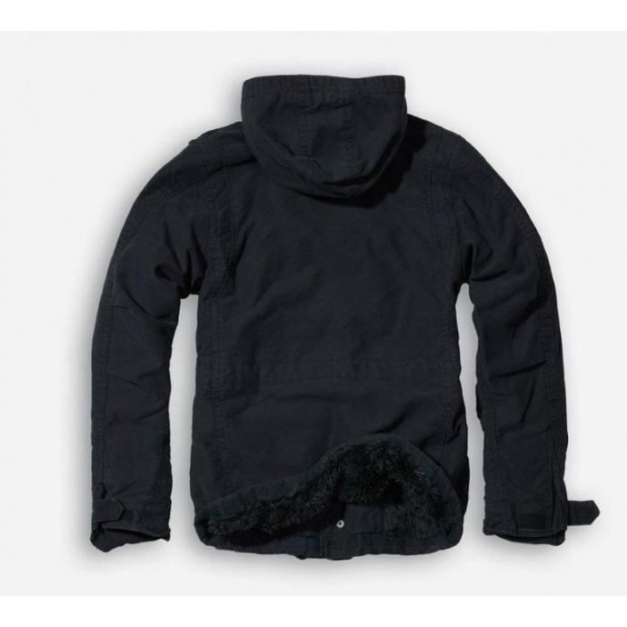 bunda pánská zimní BRANDIT - Vintage Diamond - Black