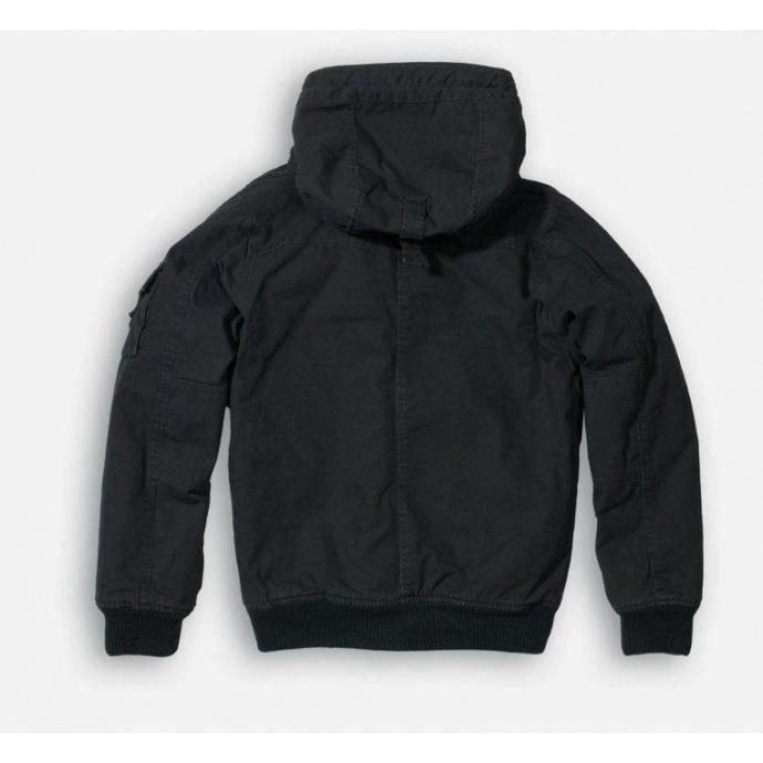 bunda pánská zimní BRANDIT - Black