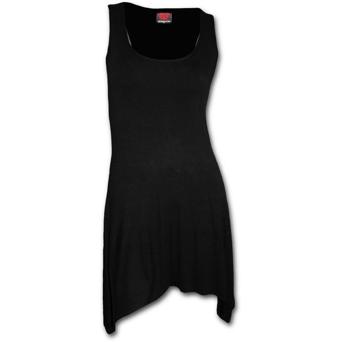 šaty dámské SPIRAL - Gothbotm Vest Viscose