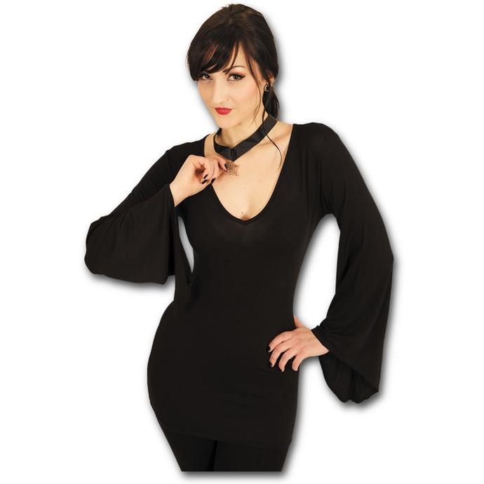 tričko dámské s dlouhým rukávem SPIRAL - Gothic Elegance