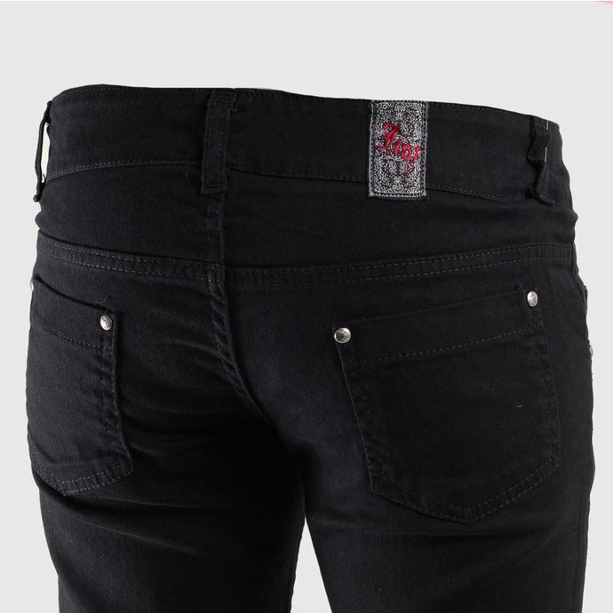kalhoty dámské 3RDAND56th - Stelly Rose Skinny Jeans