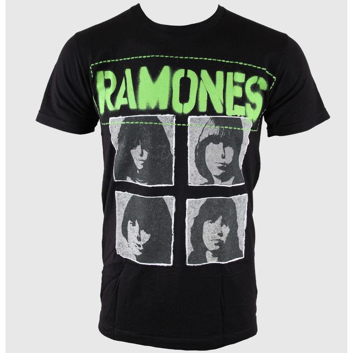 tričko pánské Ramones - Hey Ho 30/1 - BRAVADO