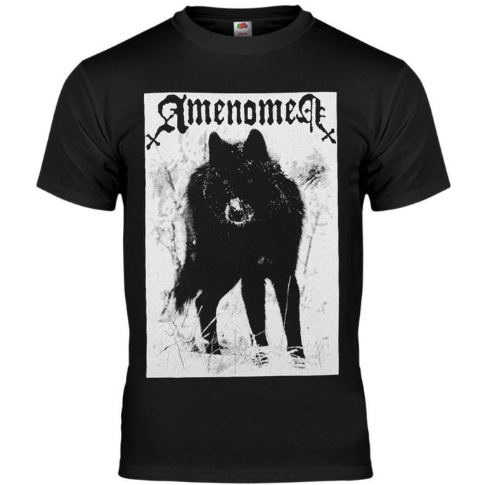 tričko pánské AMENOMEN - SNOW WOLF