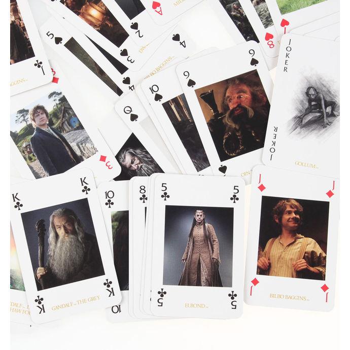hrací karty Hobit
