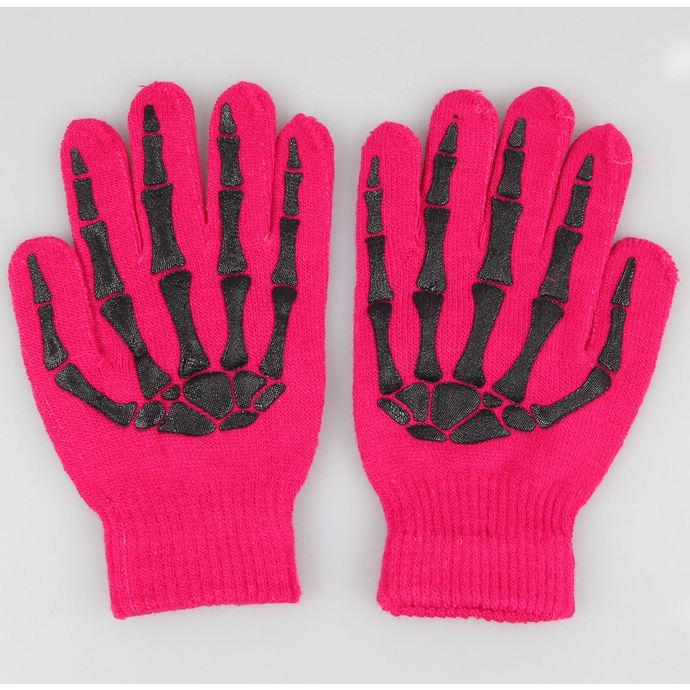 rukavice POIZEN INDUSTRIES - BGG- Pink/Blk