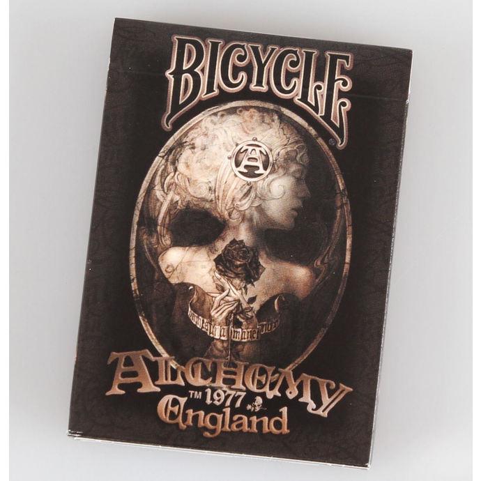karty Bicycle Licenced - ALCHEMY GOTHIC