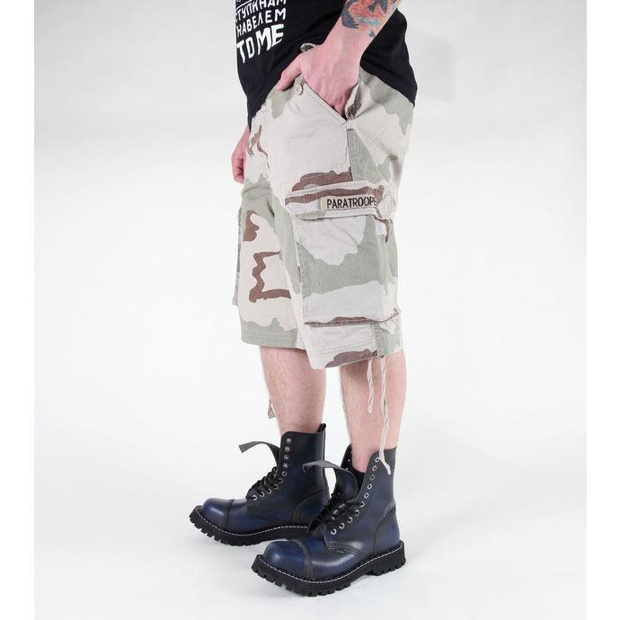 kraťasy pánské MIL-TEC - Paratrooper - Prewash Desert