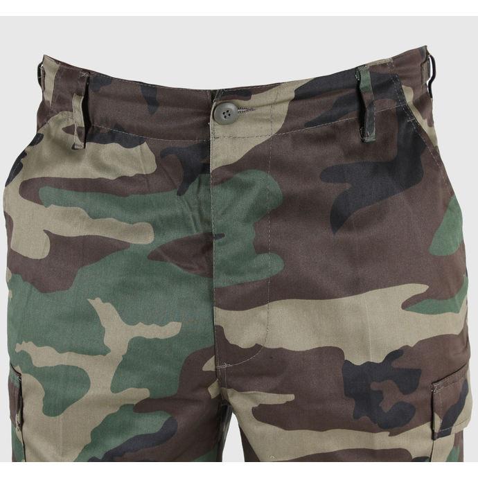 kalhoty pánské MIL-TEC - US Feldhose - Woodland