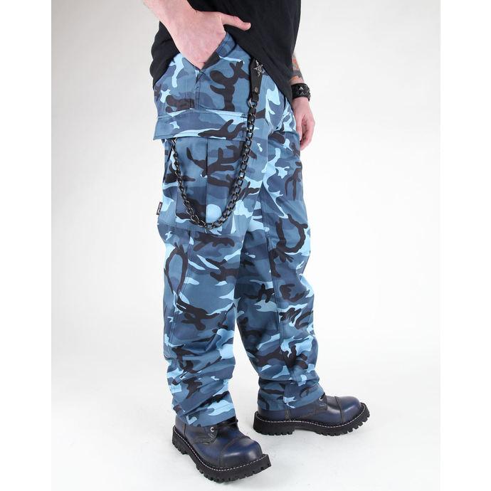 kalhoty pánské MIL-TEC - US Ranger Hose - BDU Skyblue