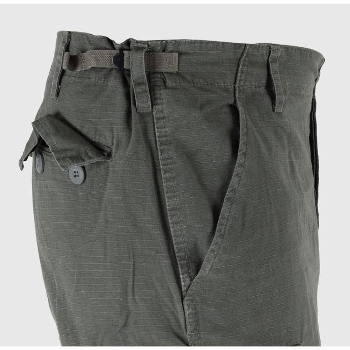 kalhoty pánské MIL-TEC - US Feldhose - CO Prewash Oliv