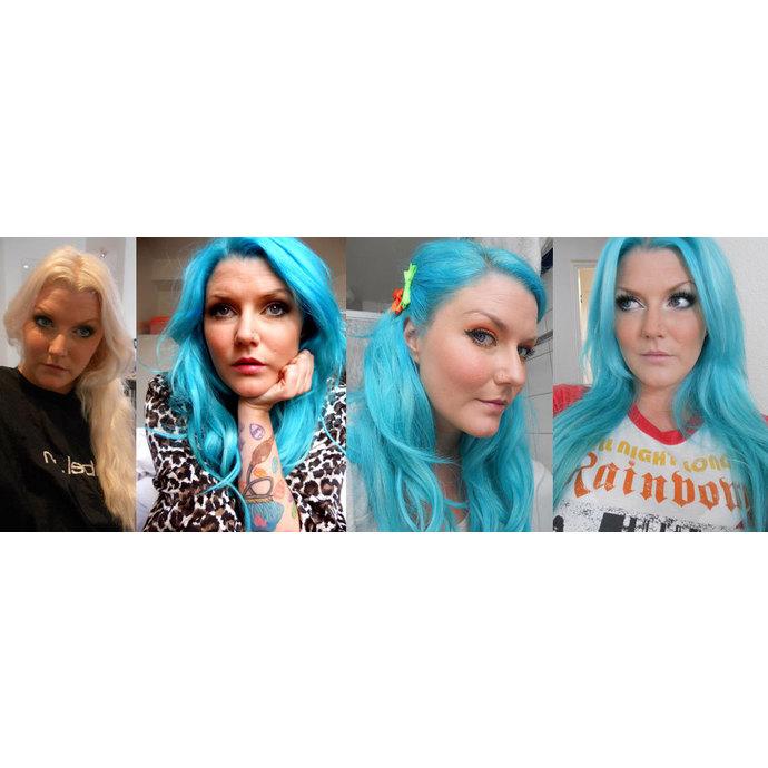 barva na vlasy MANIC PANIC - Amplified - Atomic Turquoise