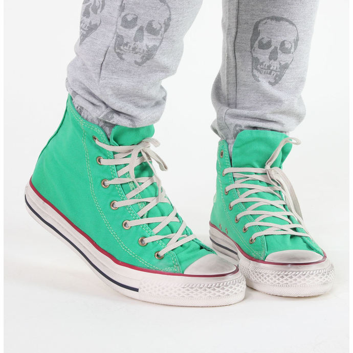 boty CONVERSE - Chuck Taylor Washed - CT W Deep/Mink