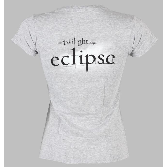 tričko dámské Twilight - Eclipse - Cullen Crest In Eclipse - LIVE NATION