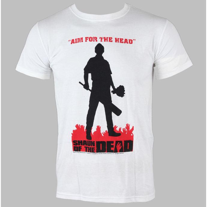 tričko pánské Shaun Of The Dead - Silhouette - LIVE NATION