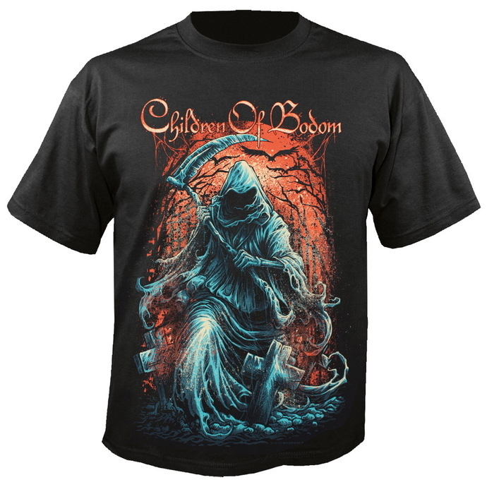 tričko pánské Children Of Bodom - Grim Reaper - NUCLEAR BLAST