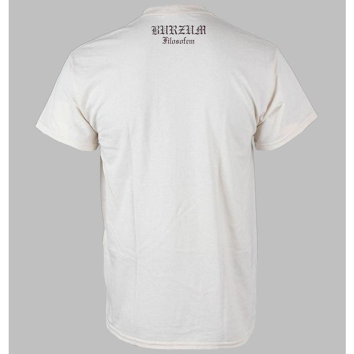 tričko pánské Burzum - Filosofem - PLASTIC HEAD