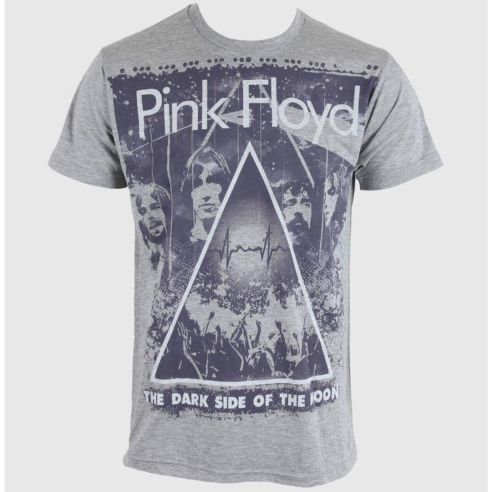 tričko pánské Pink Floyd - Pink Floyd Live - LIQUID BLUE