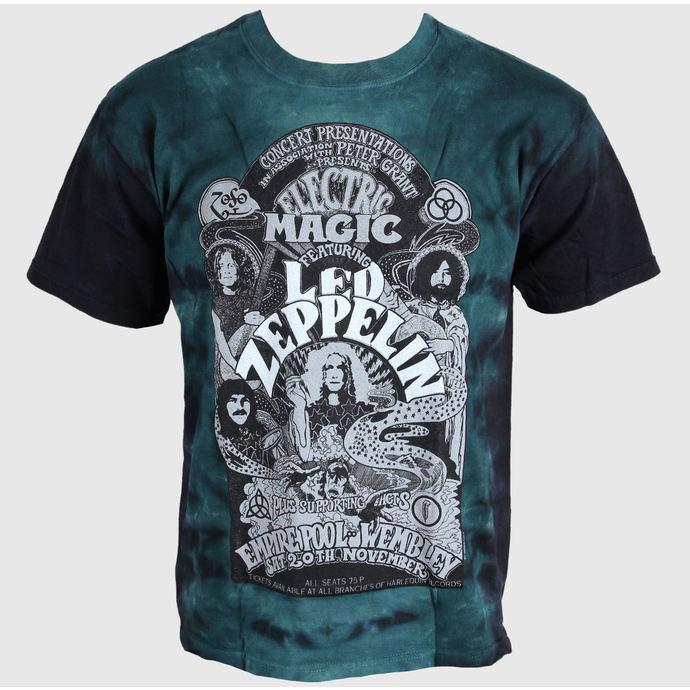 tričko pánské Led Zeppelin - Electric - LIQUID BLUE