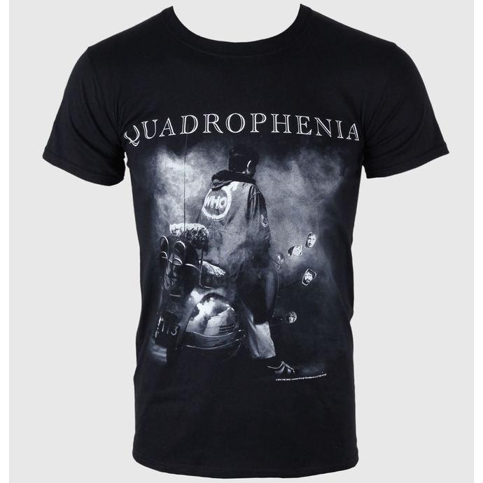 tričko pánské Who - Quadrophenia - PLASTIC HEAD