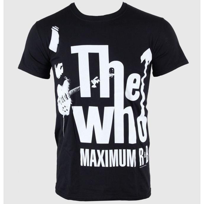 tričko pánské Who - Maximum R&B - PLASTIC HEAD