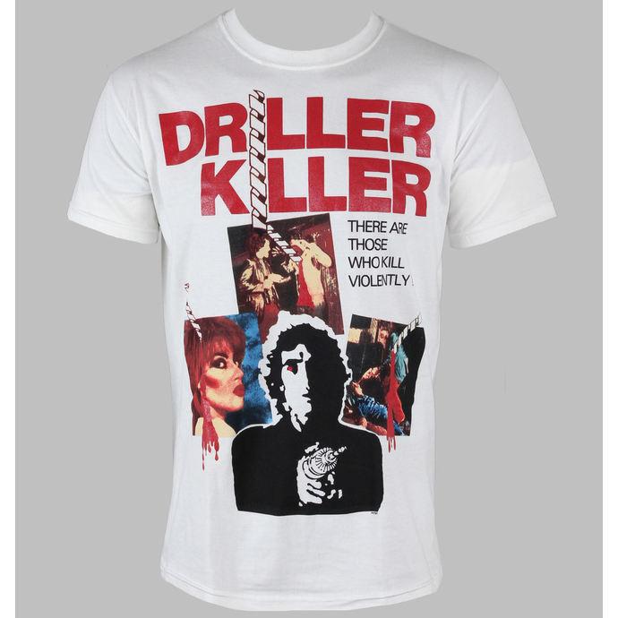 tričko pánské Horror - Driller Killer - PLASTIC HEAD