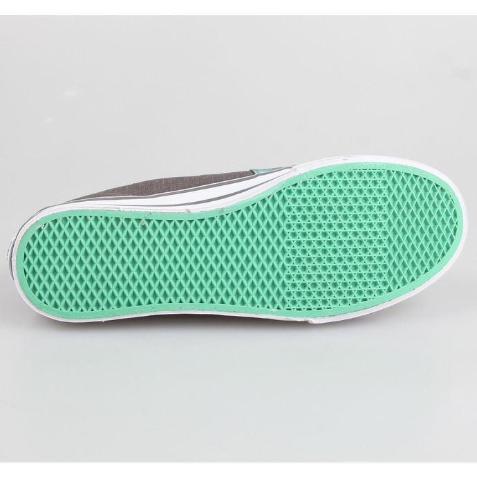 boty dámské VANS - Tory (Plaid) - Grey/Turquoise