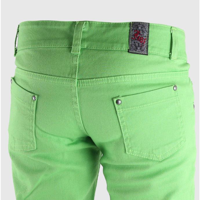 kalhoty dámské 3RDAND56th - Super Skinny Hipster - JM391