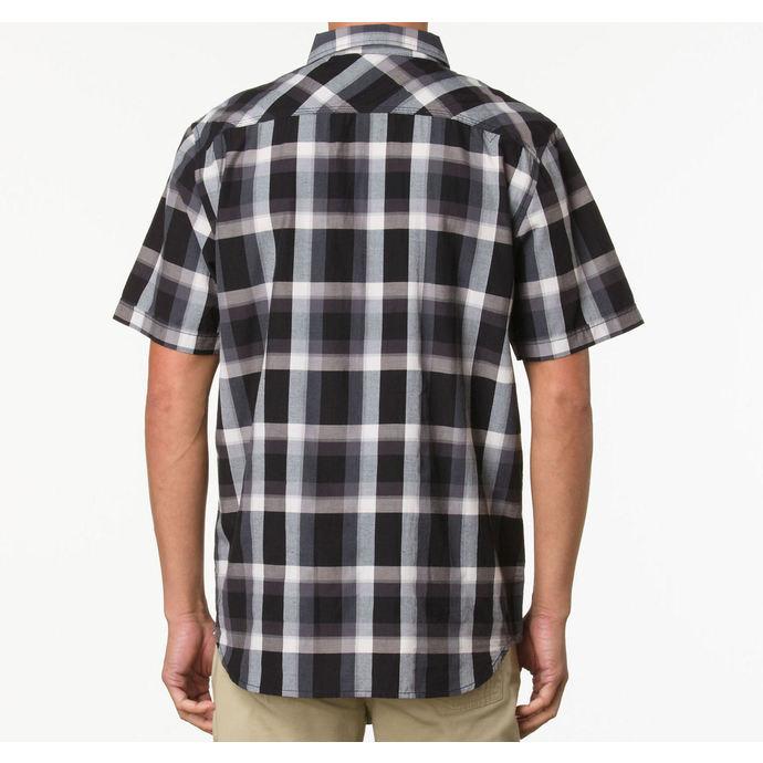 košile pánská VANS - Averill - Black/White