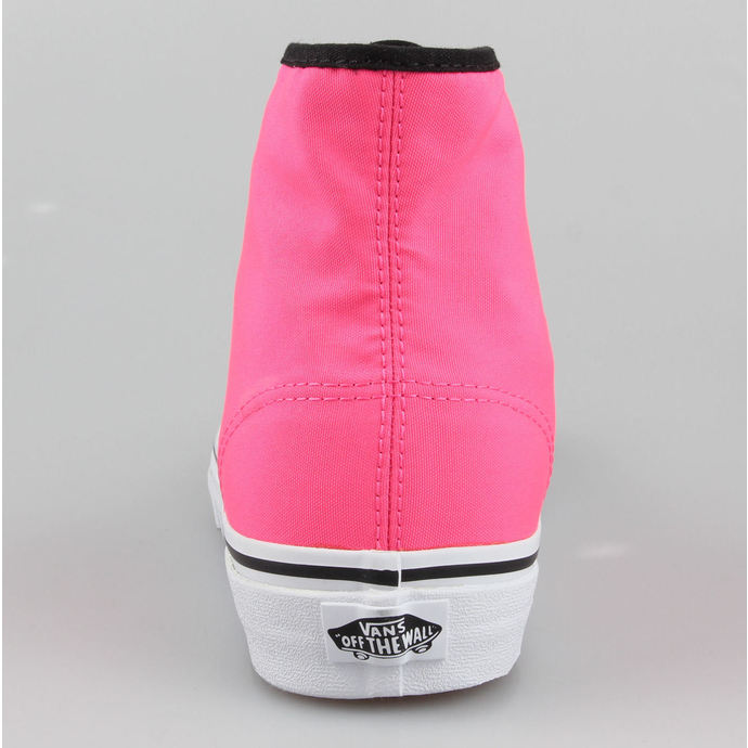 boty VANS - Authentic HI - Neon Pink