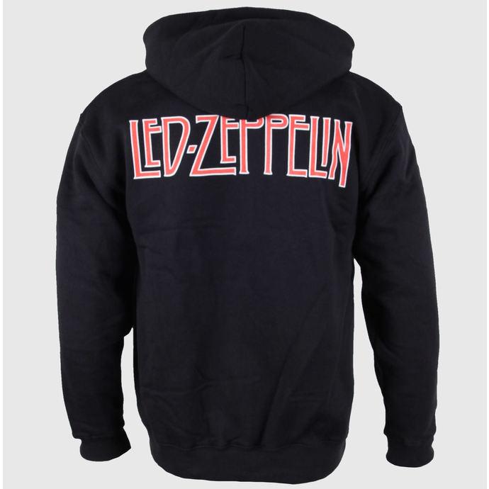 mikina pánská Led Zeppelin - Logo & Symbols - Black
